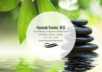 Hannah Snider, M.D.