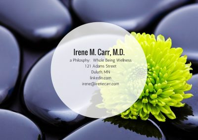 Irene M. Carr, MD