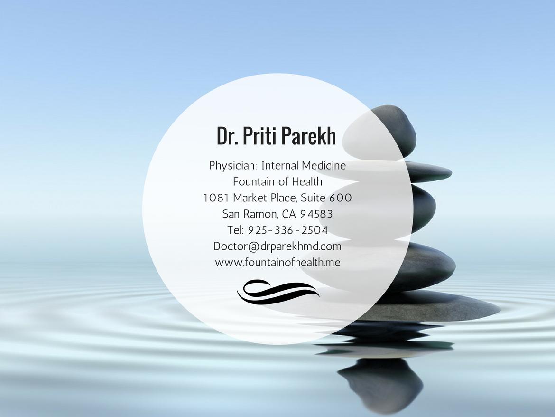 Dr. Priti Parekh, MD