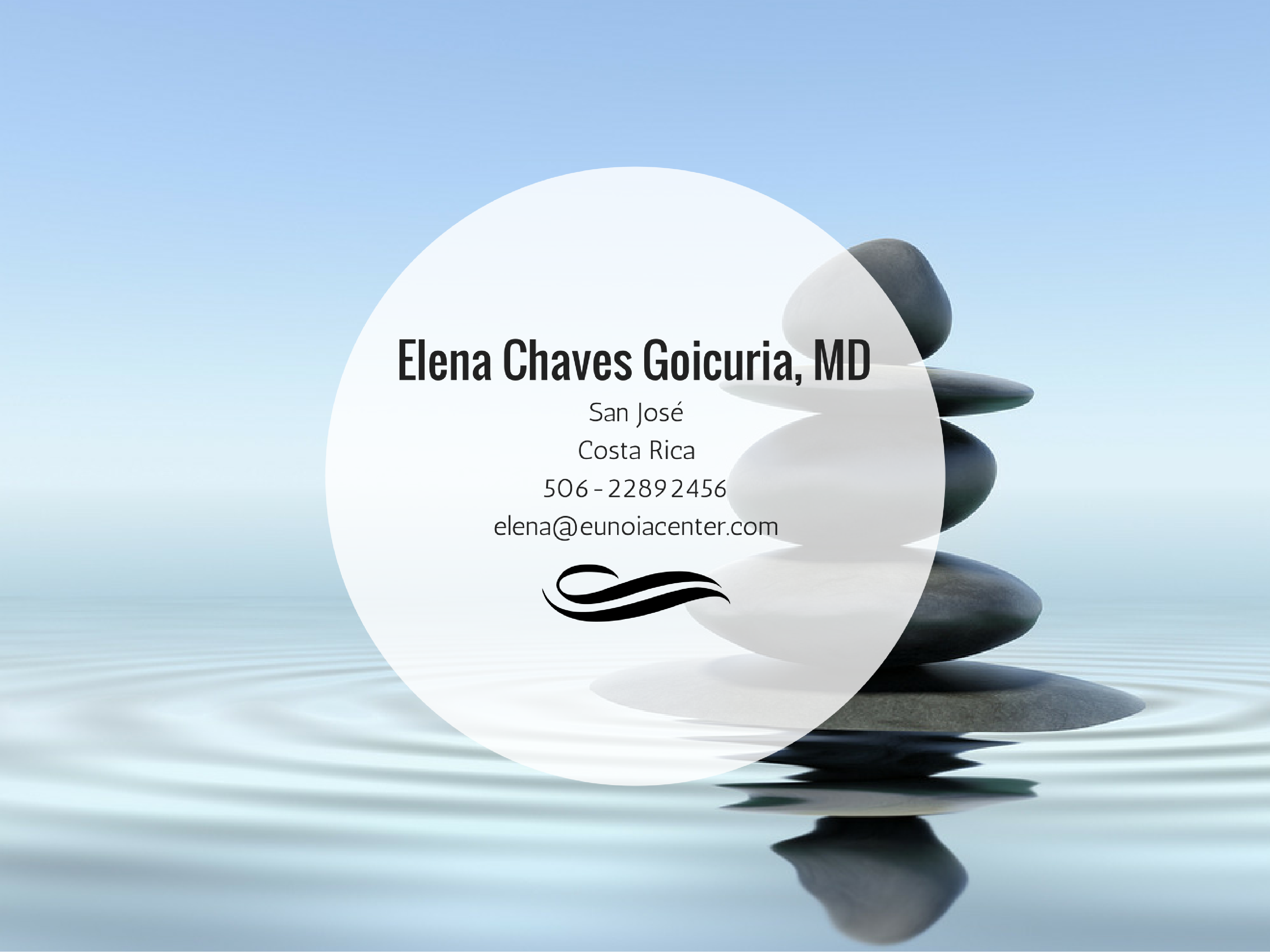 Elena Chaves Goicuria, MD