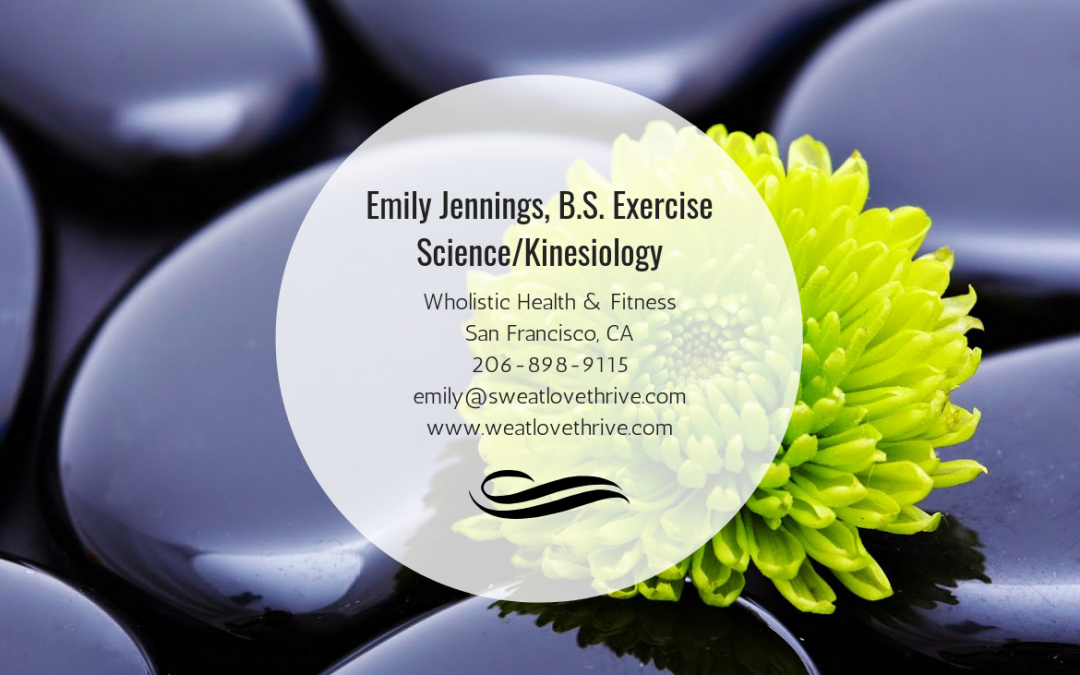 Emily Jennings, BS Exercise Science/Kinesiology
