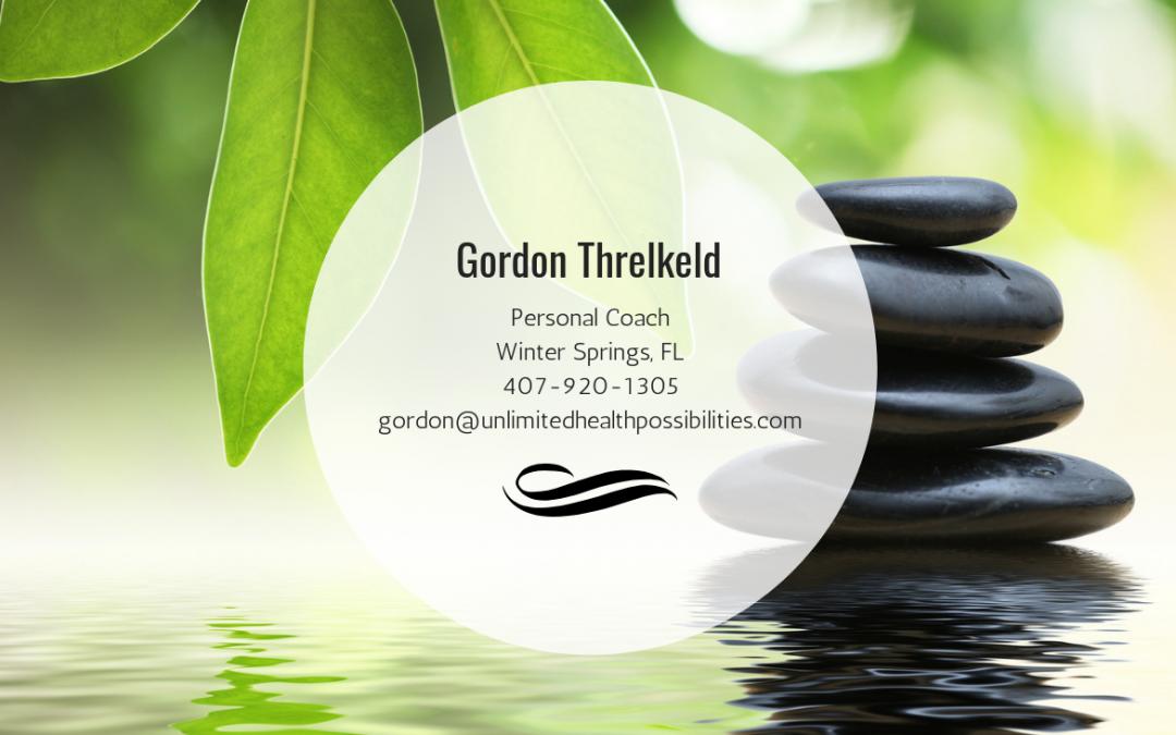 Gordon Threlkeld