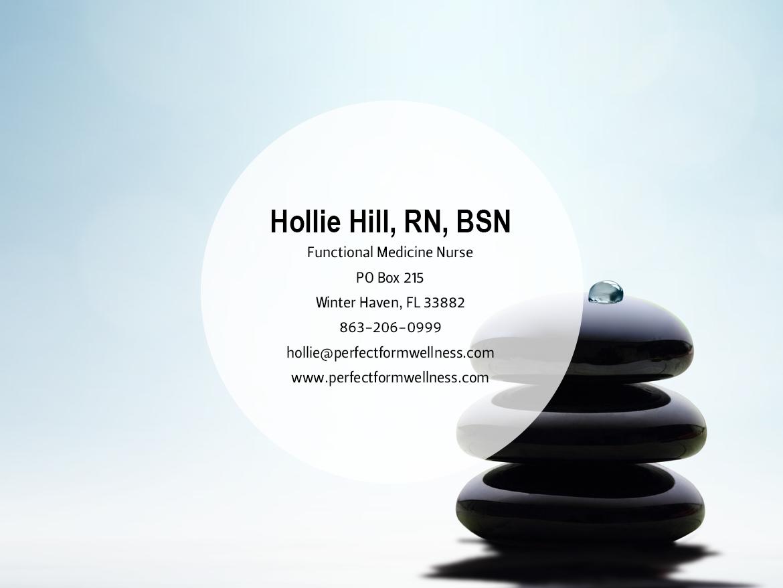 Hollie Hill, RN, BSN