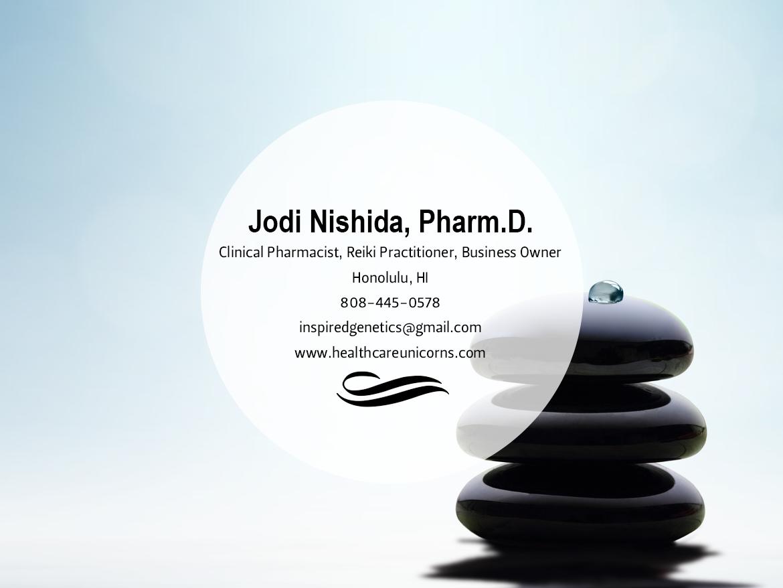 Jodi Nishida, Pharm.D.