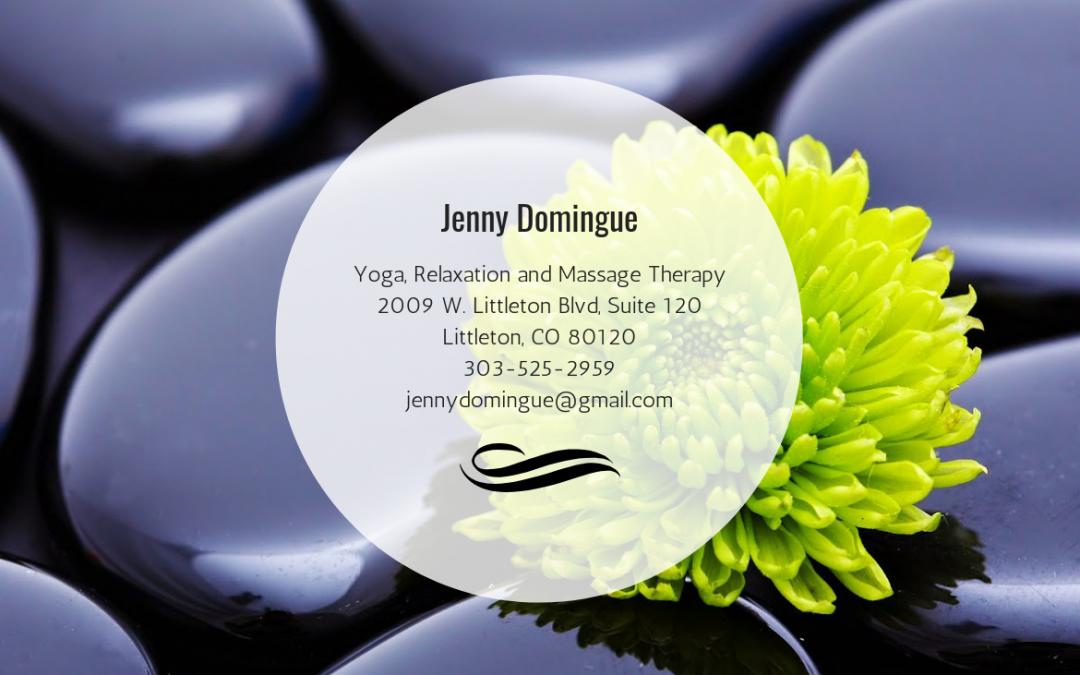 Jenny Domingue