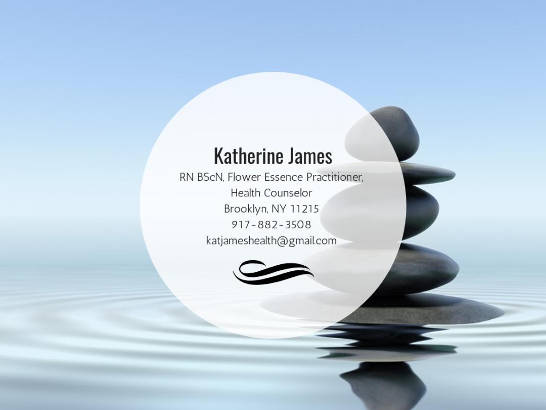 Katharine James