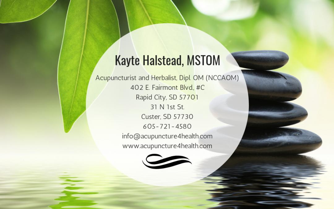 Kayte Halstead, MSTOM