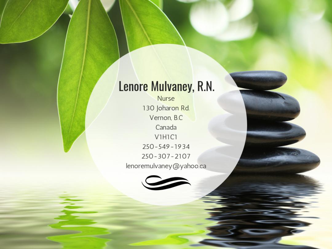 Lenore Mulvaney, RN