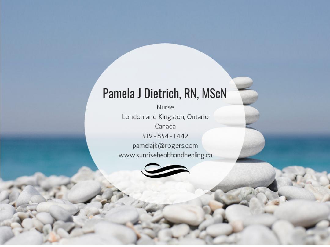 Pamela J Dietrich, RN, MScN