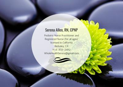 Serena Allen, RN, CPNP