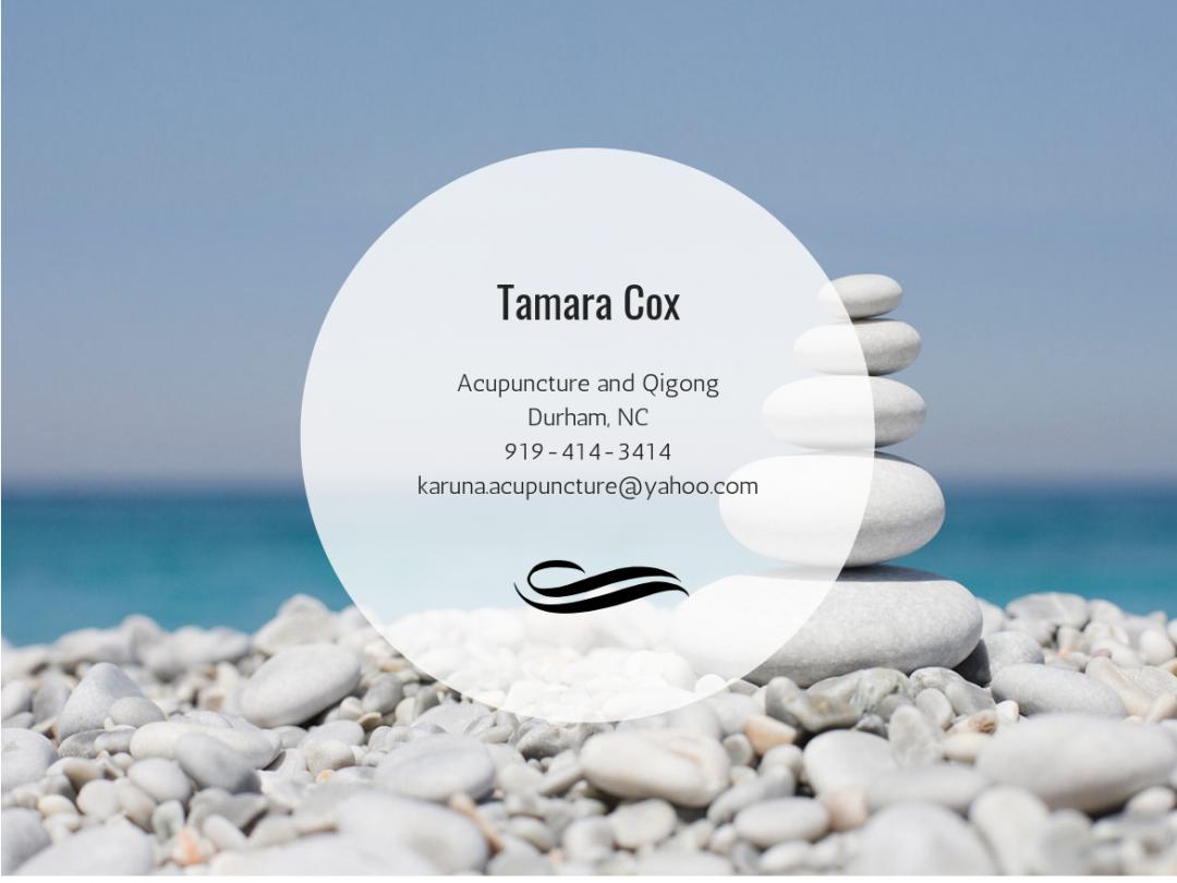 Tamara Cox