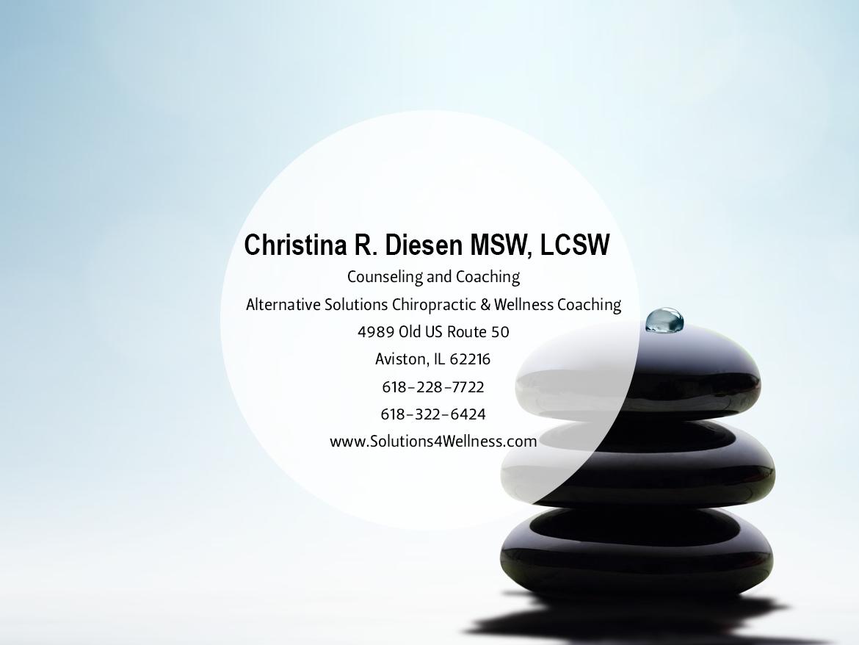 Christina R. Diesen MSW, LCSW