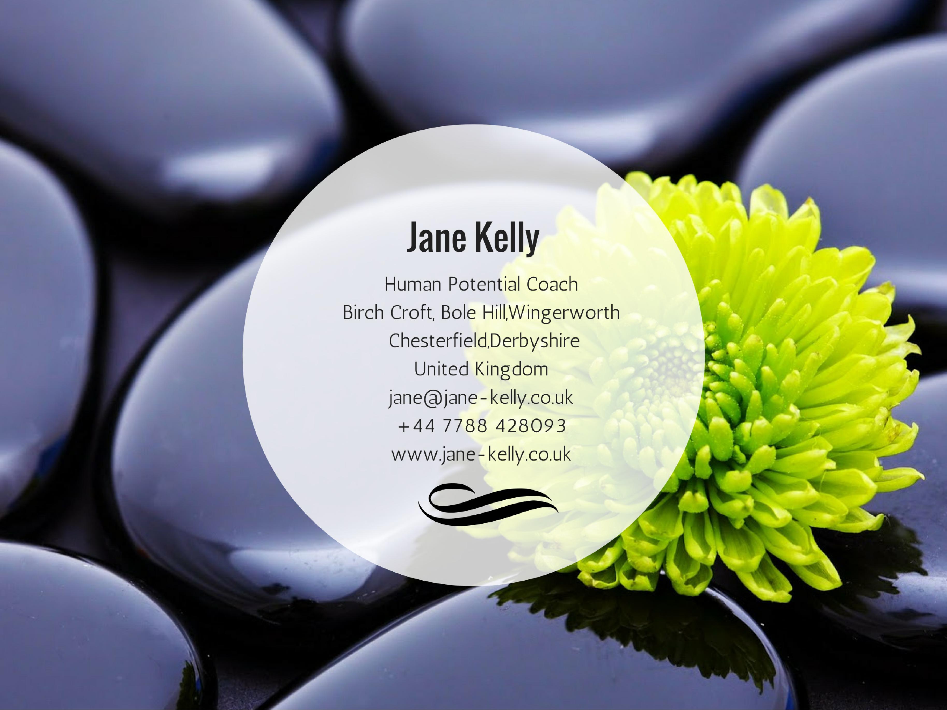 Jane KellyChesterfield, Derbyshire UK