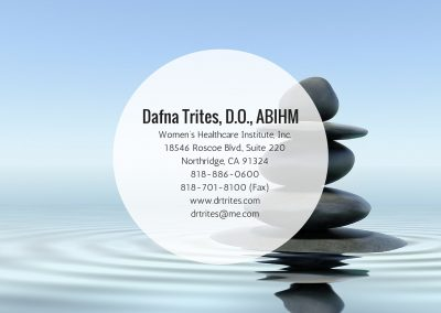Dafna Trites, DO, ABIHMNorthridge, CA